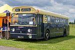 Birmingham City Transport bus 3472 (BON 472C), 2012 North Weald bus rally.jpg