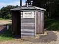 Biscathorpe Top Pit - Entry Cabin - geograph.org.uk - 305962.jpg