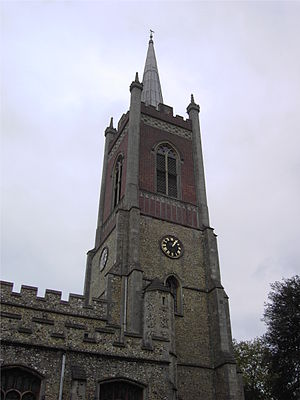 Bishop's Stortford - St Michael's Church