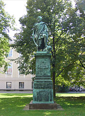 Monument for Blücher (Berlin)