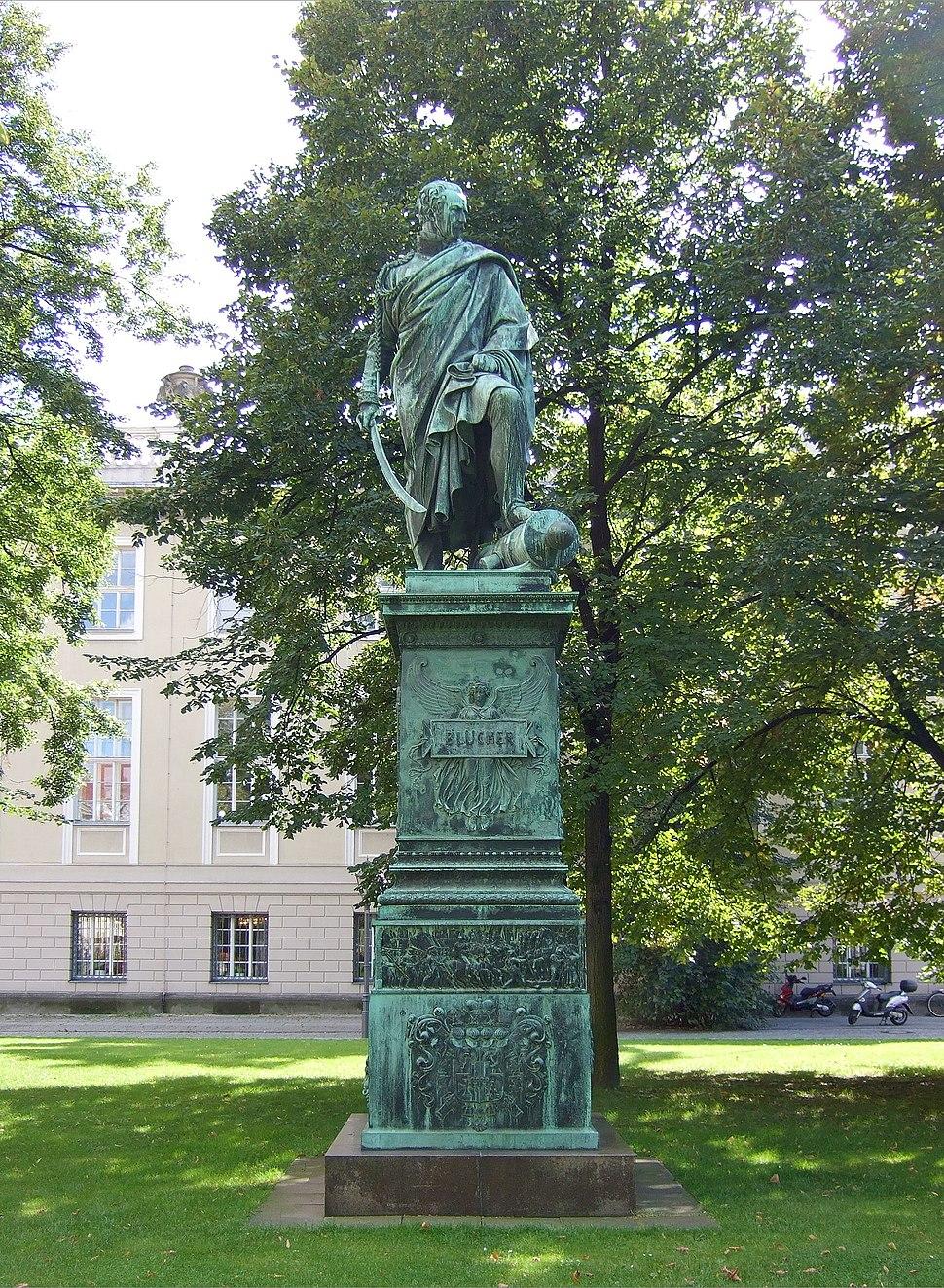 Blücher-Denkmal Berlin