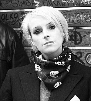 Dubstar - Sarah Blackwood, Dubstar vocalist
