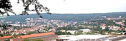 Blick über St. Ingbert