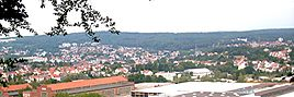 Panoramic view of St. Ingbert