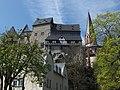 Blick auf Obermühle, Burg und Dom in Limburg.jpg