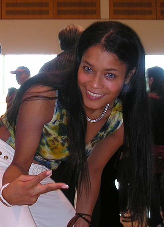 Blu Cantrell - Cantrell in 2008.