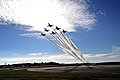 Blue Angels perform Delta Flat Pass. (10824729275).jpg