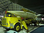 Blue Steel missile at RAF Museum London.JPG