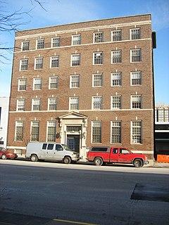 YWCA Blue Triangle Residence Hall