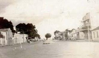 Roraima - Boa Vista, Roraima in 1924.