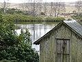 Boathouse on fishing lochan - geograph.org.uk - 738841.jpg