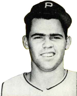 Bob Bailey (baseball) - Bailey in 1963