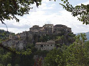 Montopoli di Sabina - Image: Bocchignano