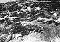 Bodies of Chinese massacred and burned by Japanese troops in Nanjing (Murase Moriyasa's photo).jpg