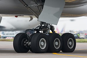 Boeing-777-300 chassis