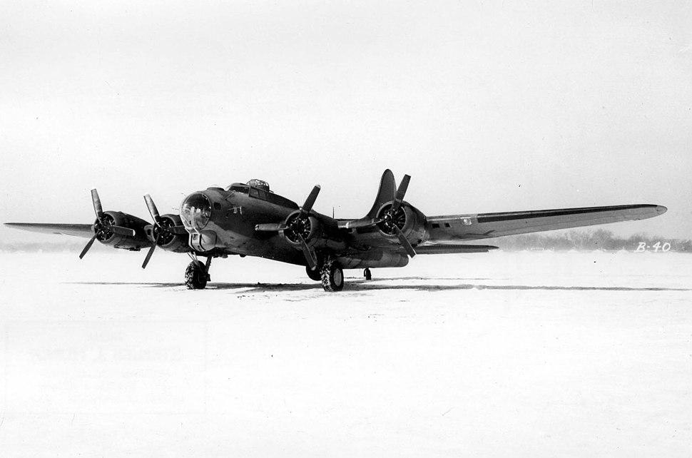 Boeing-Lockheed Vega B-40