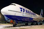 Boeing 747-444, Transaero Airlines AN1650321.jpg