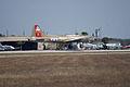 Boeing B-17G-85-DL Flying Fortress Nine-O-Nine Landing Approach 19 CFatKAM 09Feb2011 (14983924975).jpg
