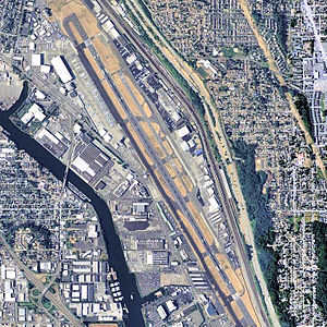 Boeing Field - USGS 2006 orthophoto