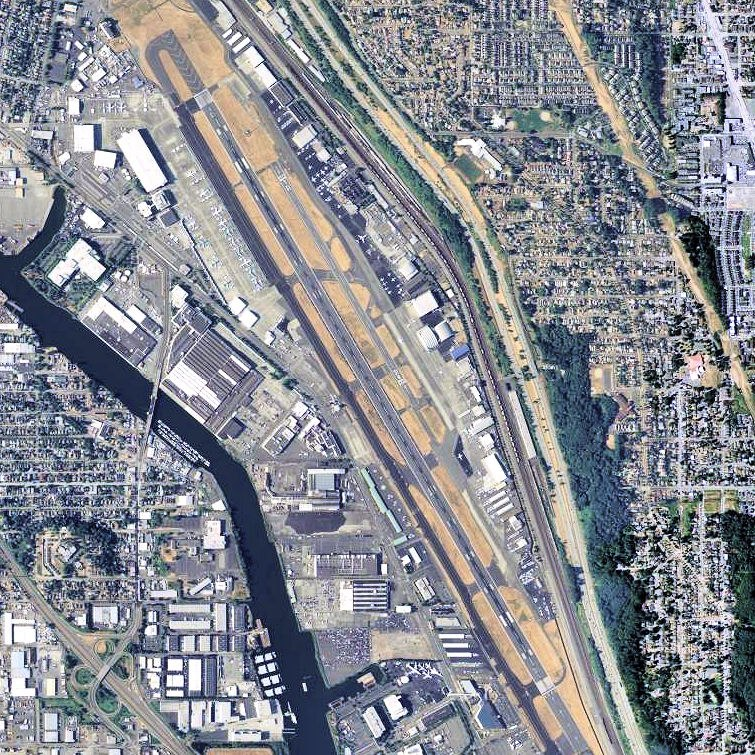 Boeing Field - Washington