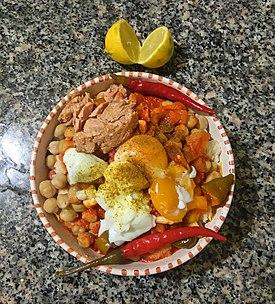 Tunisian Cuisine Wikipedia