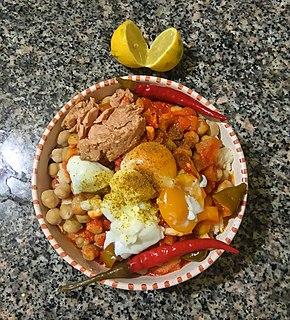 Tunisian cuisine culinary traditions of Tunisia