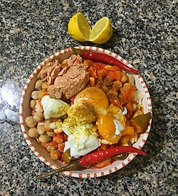 Mangsidig matkultur i sydafrika