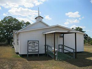 Bonus, Texas - Image: Bonus TX St Luke Church