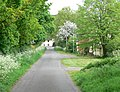 Boothorpe Lane towards Blackfordby, Leicestershire - geograph.org.uk - 816687.jpg