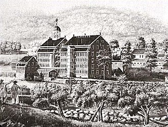Technological and industrial history of the United States - Lowell's Boston Manufacturing Company revolutionized the role of factories.