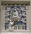 Bottega di andrea della robbia, assunzione della vergine, 1486-1525.JPG