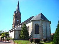 Boucheporn - chevet église.JPG