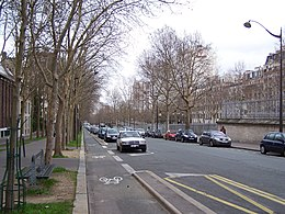 Image illustrative de l'article Boulevard Saint-Jacques