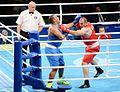 Boxing at the 2016 Summer Olympics, Majidov vs Arjaoui 14.jpg