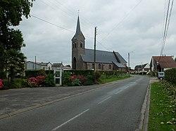 Brévillers (Pas-de-Calais) - Centre.JPG