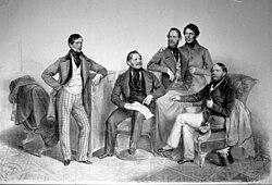 Brüder Klein von Wisenberg Kriehuber.jpg