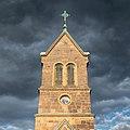 Brastad Church tower 3.jpg