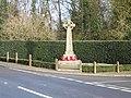 Braughing, The War Memorial - geograph.org.uk - 621774.jpg