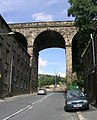 Bridge 23L-1 - Market Street, Milnsbridge - geograph.org.uk - 921027.jpg