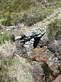 Bridge on the Dibidil path - geograph.org.uk - 1001956.jpg