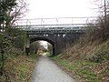 Bridge over the Marriott's Way - geograph.org.uk - 1189115.jpg