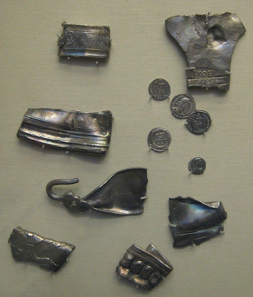 British Museum Coleraine Hoard