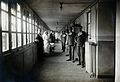 British Red Cross Hospital, Turin; hospital staff standing i Wellcome V0029304.jpg