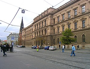 Judiciary of the Czech Republic - Seat of the Constitutional Court in Brno