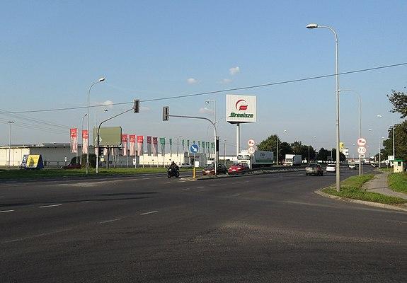Bronisze, Masovian Voivodeship