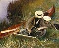 Brooklyn Museum - An Out-of-Doors Study - John Singer Sargent - overall.jpg
