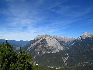 Northern Karwendel Chain   Revolvy