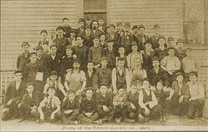 Bryant Electric Company - Bryant Electric workers - 1894