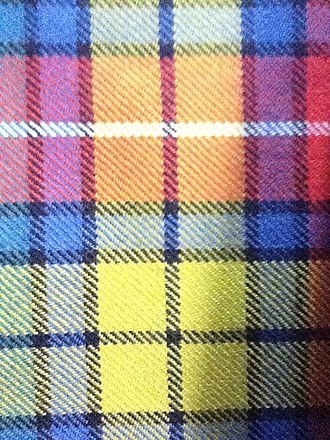 Clan Buchanan - Ancient Tartan