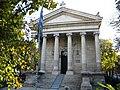 Bucuresti, Romania, Biserica Greaca (Buna Vestire), Pache Protopopescu nr. 1-3; B-II-m-A-19472 (2).JPG